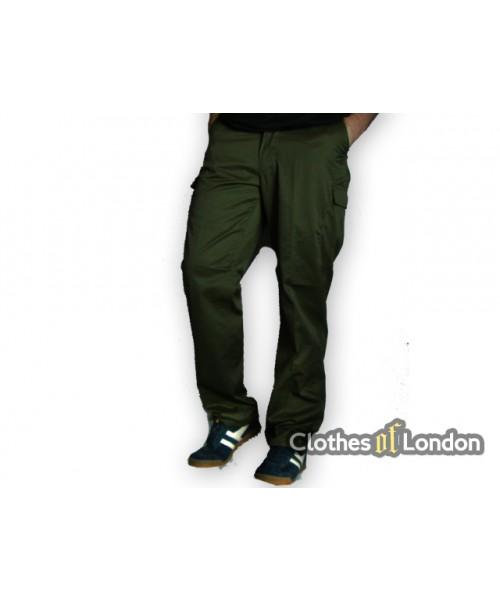 Spodnie Bojówki Surplus BDU US Ranger Oliwkowe