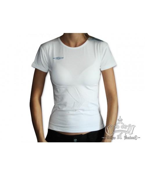 Top damski Umbro Basic One Biały