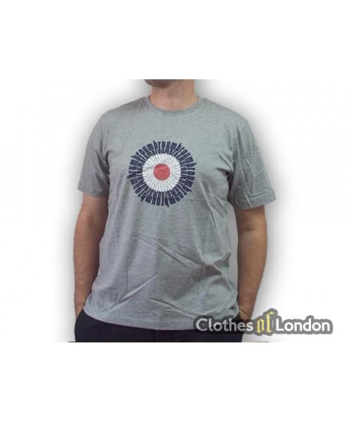 T-shirt Umbro FC Target Szary