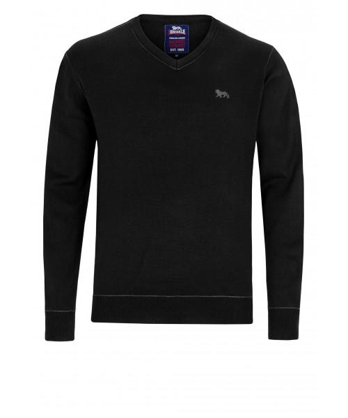 Sweter LONSDALE LONDON SKEGNESS czarny