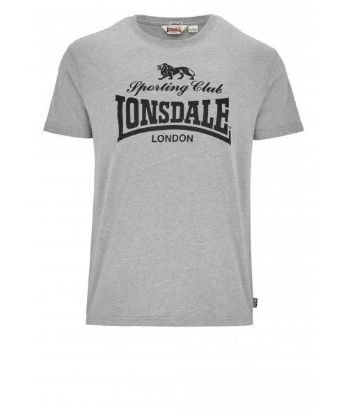 T-shirt LONSDALE LONDON SPORTING CLUB szary