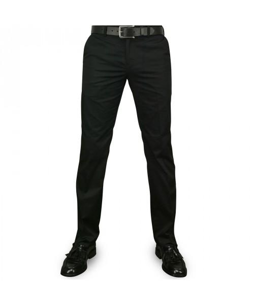 Spodnie  MERC LONDON  WINSTON czarne