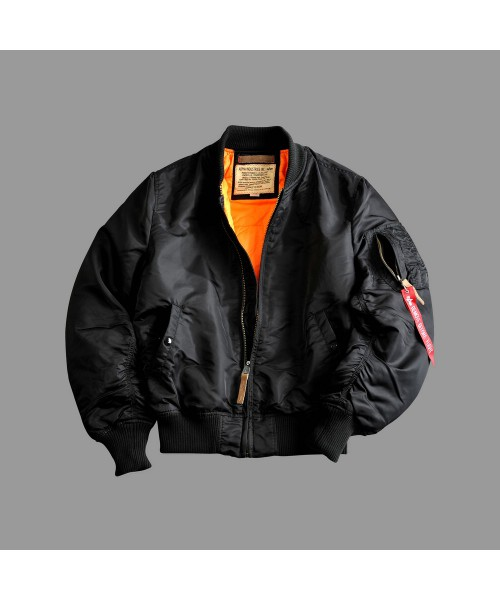 Kurtka Alpha Industries MA-1 VF-59 czarna
