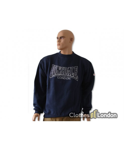 Bluza Lonsdale London Berger Ciemnogranatowa