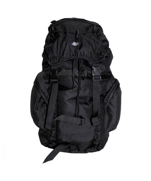 Szturmowy plecak MAX FUCHS RECON II czarny, 25 l