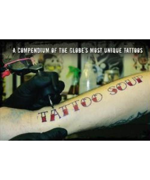 Album Tattoo Soup