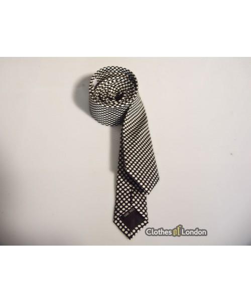 Jedwabny krawat Warrior Clothing Polka Szachwonica