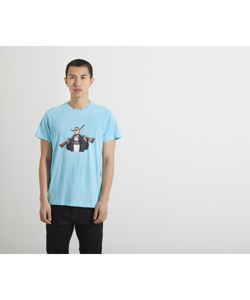 T-shirt WEEKEND OFFENDER VINNIE atlantic