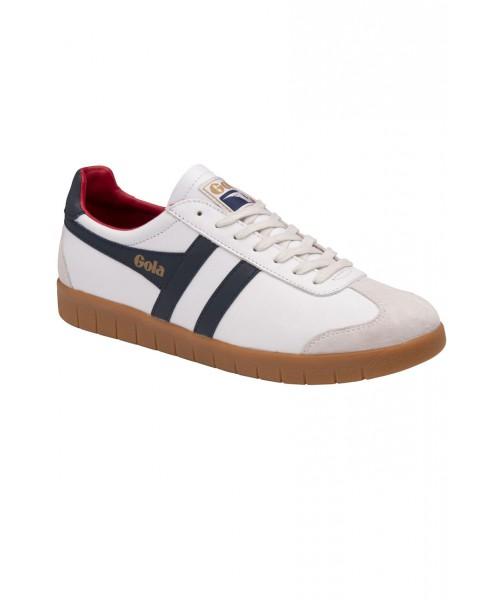 Buty GOLA CLASSIC HURRICANE Leather Białe
