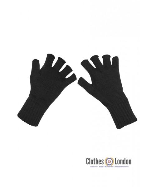 Rękawiczki bez palców MAX FUCHS Knitted