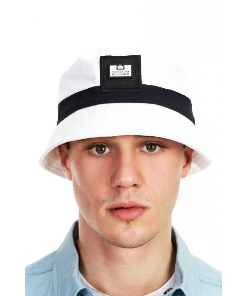 Kapelusz WEEKEND OFFENDER BUCKET HAT biały
