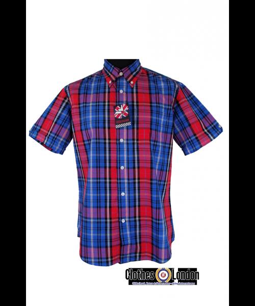 Koszula z krótkim rękawem WARRIOR SELLERS