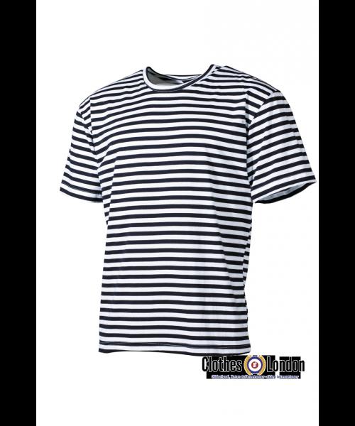 1T-Shirt koszulka marynarska w paski SAILOR MAX FUCHS