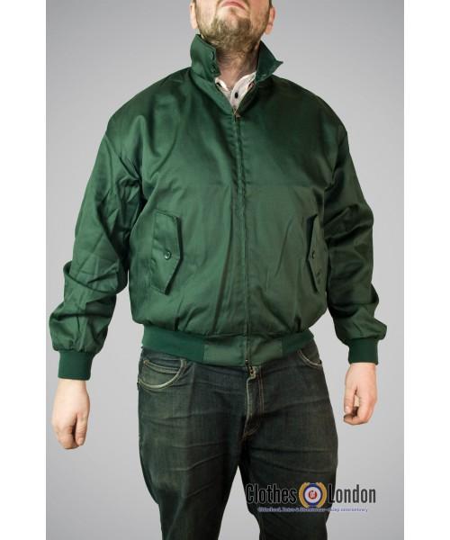 Kurtka Harringtonka Warrior Clothing Zielona