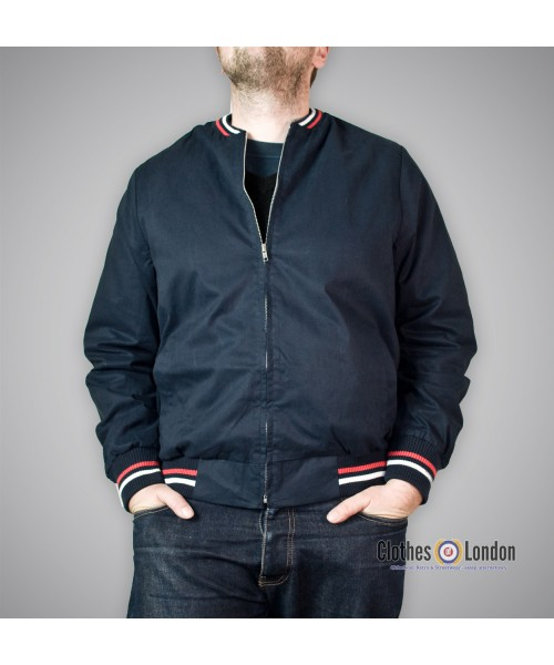Kurtka Monkey Jacket Pop Butique Granatowa