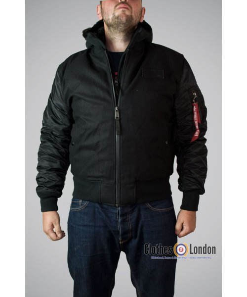 Kurtka Alpha Industries MA-1 D-TEC Wool