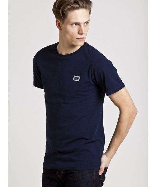 T-Shirt WEEKEND OFFENDER EMBER granatowy