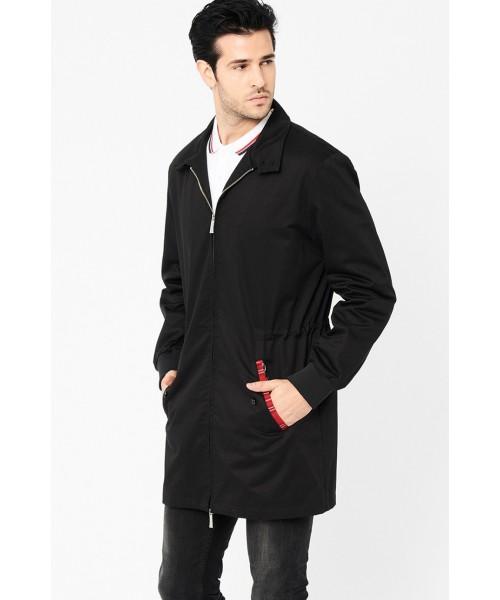 Płaszcz HARRINGTON BOWIE czarny