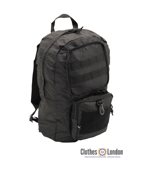 Składany plecak MAX FUCHS FALTBAR 30L czarny