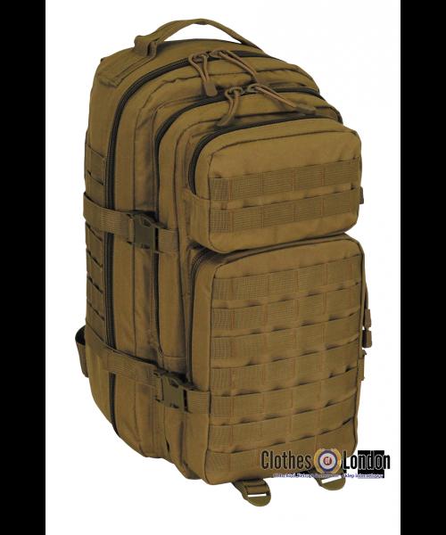 Szturmowy plecak MAX FUCHS ASSAULT 30L beżowy