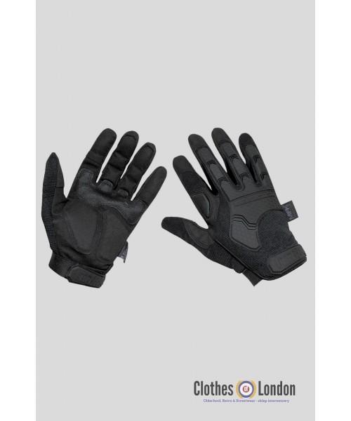 Rękawiczki taktyczne MAX FUCHS ATTACK czarne