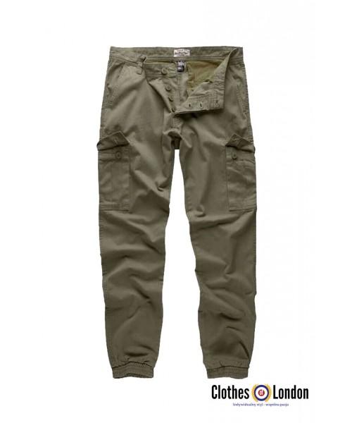 Spodnie joggery SURPLUS BAD BOY PANTS oliwkowe