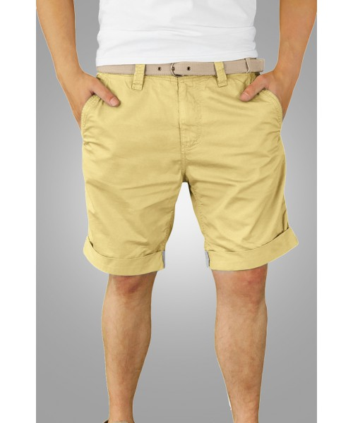 Szorty SURPLUS CHINO SHORTS Beżowe