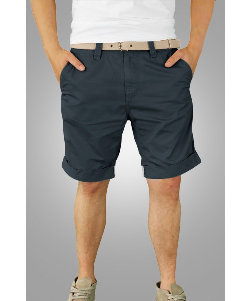 Szorty SURPLUS CHINO SHORTS Ciemnogranatowe