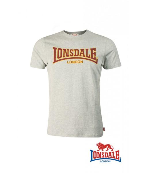 T-shirt LONSDALE LONDON CLASSIC Szara