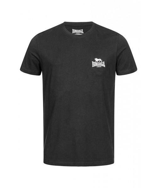 T-shirt LONSDALE LONDON PIDDINGHOE Small Logo czarny