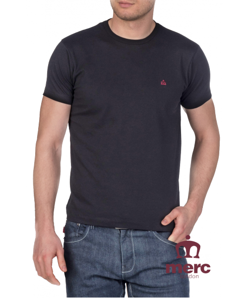 T-shirt MERC LONDON KEYPORT czarny
