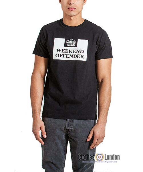 T-shirt WEEKEND OFFENDER PRISON Cyarna