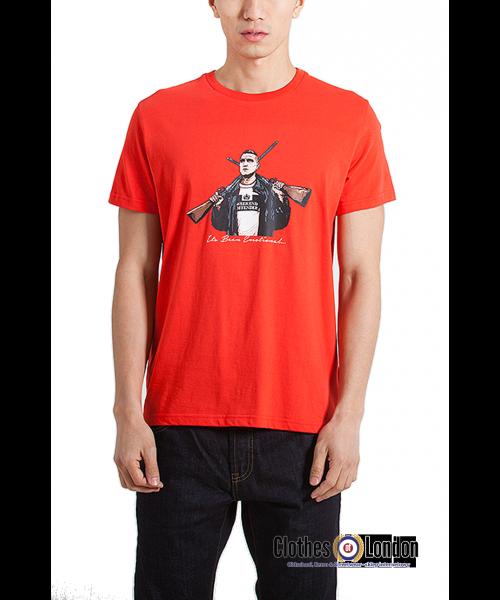 T-shirt WEEKEND OFFENDER VINNIE Chilli