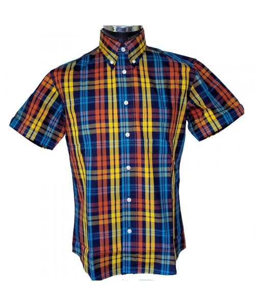Koszula z krótkim rękawem WARRIOR STAX