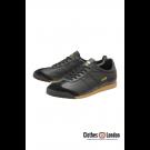 Skórzane buty GOLA HARRIER 50 LEATHER Czarno/Czarne