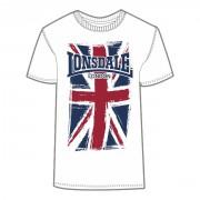 T-Shirt LONSDALE LONDON SOUTHAMPTON biały