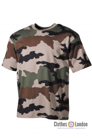 T-Shirt MORO MAX FUCHS w kamuflarzu CCE tarn