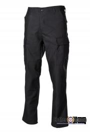 Spodnie bojówki Max Fuchs US BDU Czarne