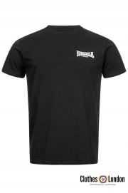 T-shirt LONSDALE LONDON ELMDON czarna