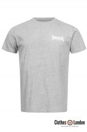 T-shirt LONSDALE LONDON ELMDON szara