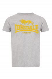 T-shirt LONSDALE LONDON KINGSWOOD szary