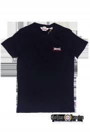 T-shirt LONSDALE LONDON TEETON Czarny