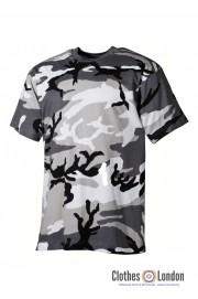 T-Shirt MORO MAX FUCHS w kamuflarzu URBAN (
