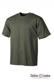 T-Shirt, koszulka militarna MAX FUCHS Oliwkowa