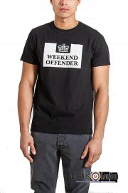 T-shirt WEEKEND OFFENDER PRISON Cyarna