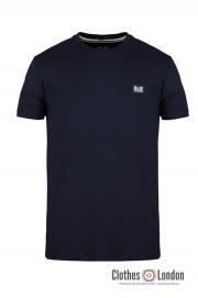 T-Shirt WEEKEND OFFENDER SPEZZANO granatowy