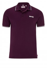 Koszulka Polo LONSDALE LONDON LION bordowa