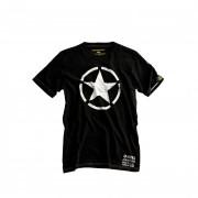 Koszulka ALPHA INDUSTRIES STAR T czarna