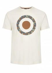 T - Shirt MERC LONDON TARIO biały