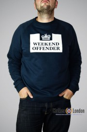 Bluza Weekend Offender Penitentiary Granatowa